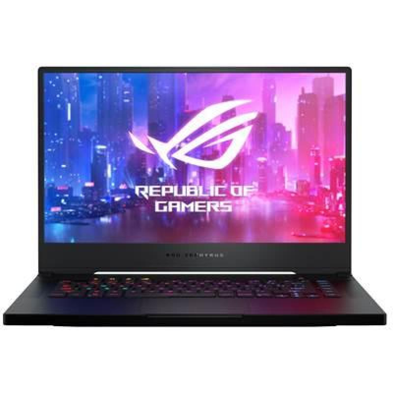 ASUS ROG/TUF GX502GV-RTX2060 i7-9750H Processor 2.6GHz (12M Cache, up to 4.5GHz) 15.6 FHD( 1920x1080), 240Hz  DDR4 2666 16GB(on board) PCIE NVME 1TB M.2 SSD
