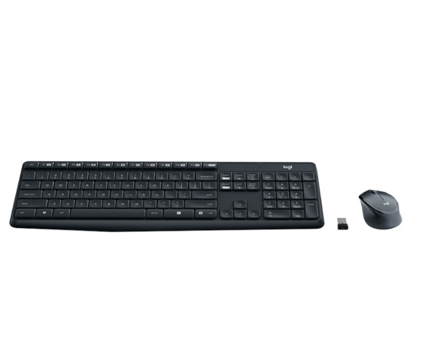 Logitech MK315 2.4Ghz Silent Wireless Combo Keyboard Mouse Singapore