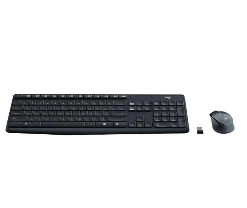 Logitech MK315 2.4Ghz Silent Wireless Combo Keyboard Mouse Singapore