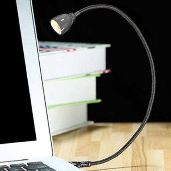 USB LED Light Flexible Warm White 3000K for Laptop Power Bank Portable Night Light Reading WK Design