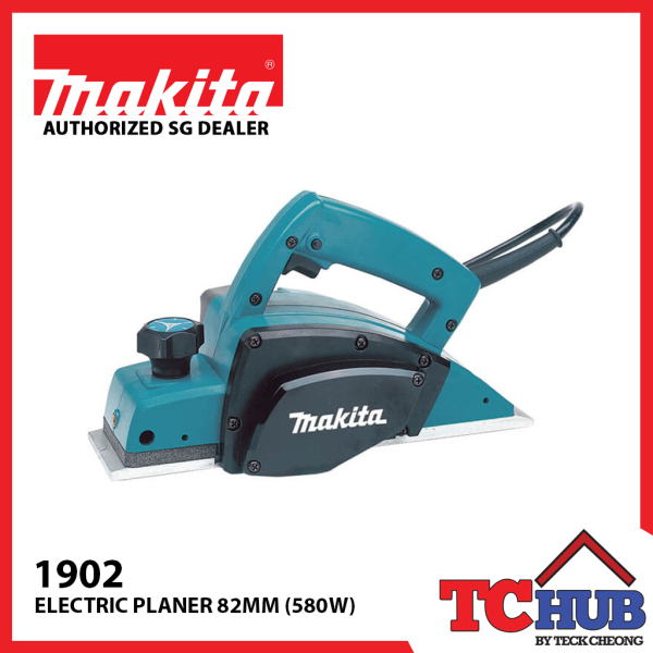 Makita 1902 Power Planer (530W)