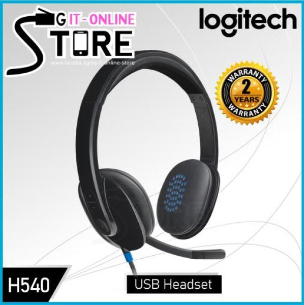 Logitech USB Headset H540 Singapore