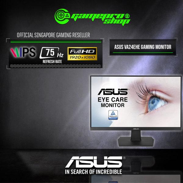 ASUS VA24EHE Monitor 23.8 IPS FHD 75Hz AS HDMI DVI-D VGA (3Y)