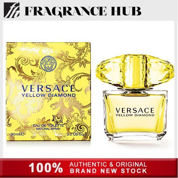 Buy [Original] Versace Yellow Diamond EDT Lady 90ml Singapore