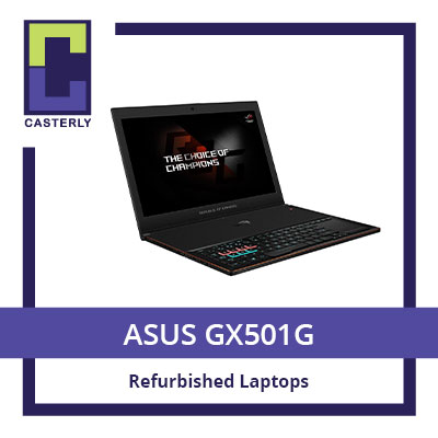 [Refurbished] ASUS GX501G / I7-8th Gen / 16GB RAM / 512SSD / GTX1080 / 3 Months Warranty