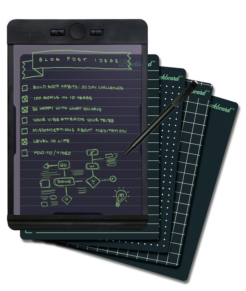 Blackboard Note By Boogie Board By Boogie Board.