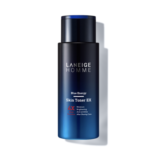 Buy Laneige Homme Blue Energy Skin Toner (180ml) - MissDewy Singapore