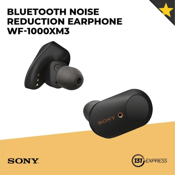Sony WF-1000XM3 Wireless Bluetooth NFC Noise Cancelling Reduction Earphone In-Ear Headphones Earbuds AirPods with Adaptive Sound Singapore