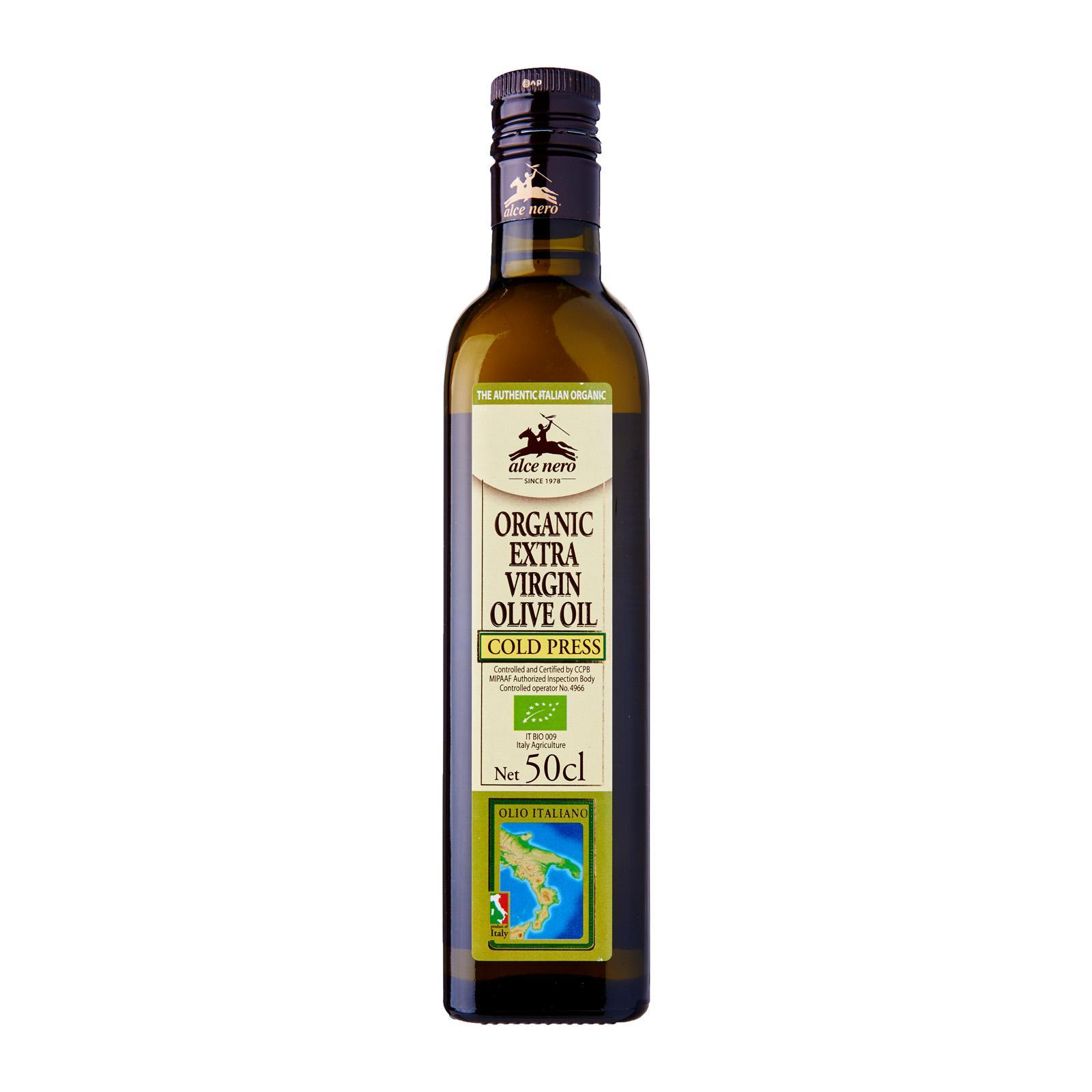 Alce Nero Organic Extra Virgin Olive Oil By Redmart.