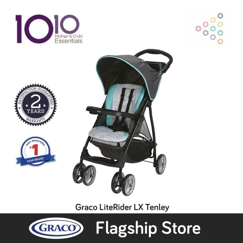 NEW! OPEN FOR PREORDER Graco LiteRider LX - Tenley Singapore