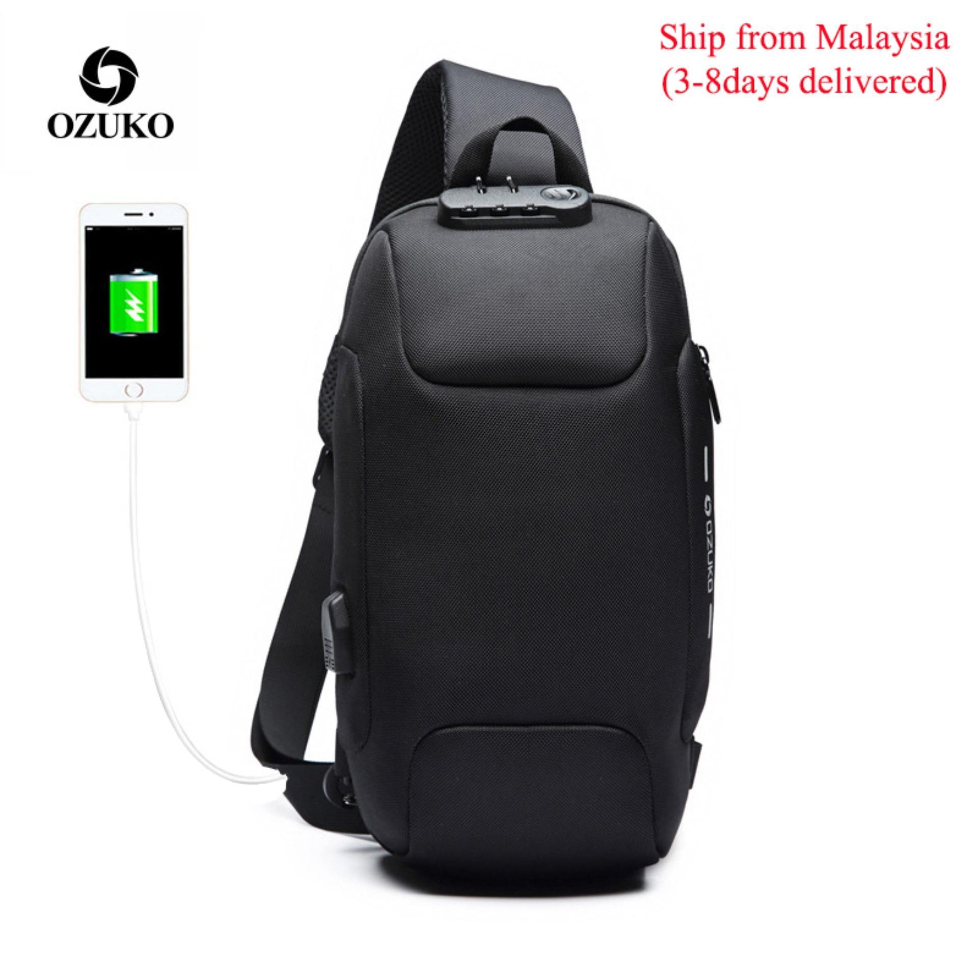 c0f8f502f Buy Latest Men Bags | Fashion Wallets | Lazada.sg