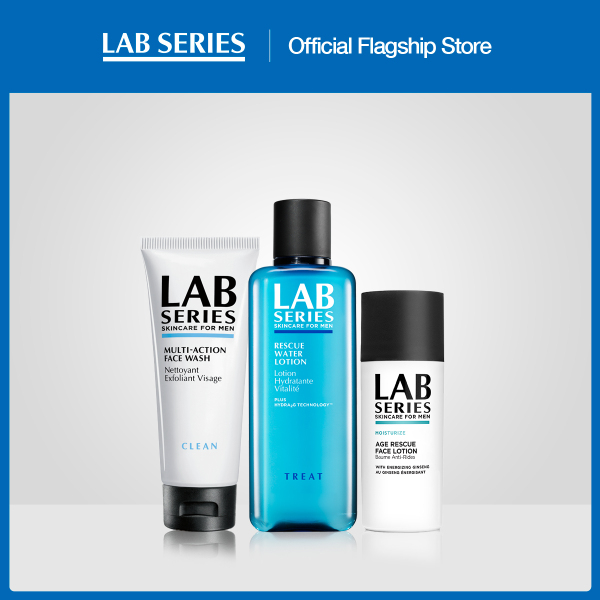 Buy Lab Series Expert Skincare Set at $134 (WORTH $196) Singapore