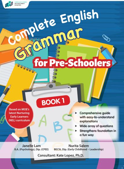 Complete Grammar for Pre-Schoolers Book 1/Preschool Assessment Books