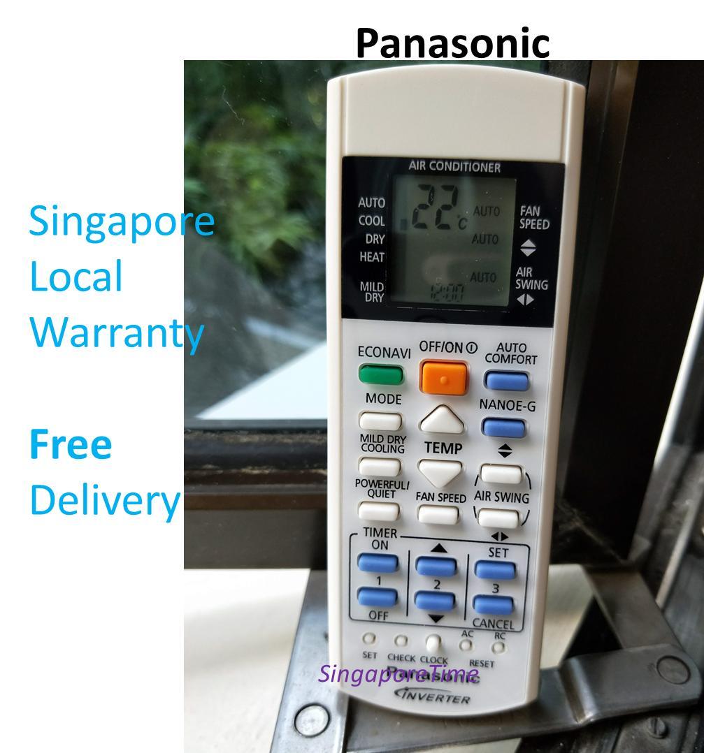 Panasonic Aircon Remote Control A75C3708