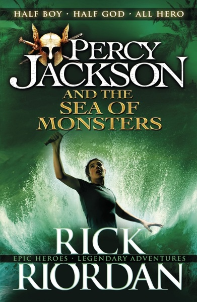 Percy Jackson and the Sea of Monsters (Book 2) / English Young Adult Books / (9780141346847)