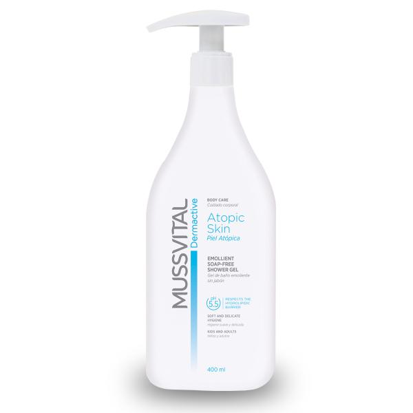Buy MUSSVITAL Atopic Shower Gel 400mL Singapore