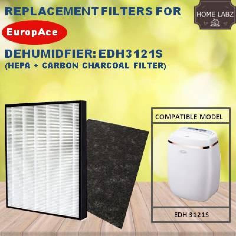 Europace Dehumidifier EDH 3121S Compatible Filter Singapore