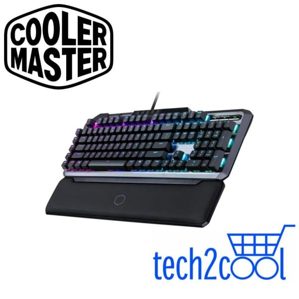 Cooler Master MK850 RGB Cherry Red Mechanical Gaming Keyboard with Aimpad Technology Singapore
