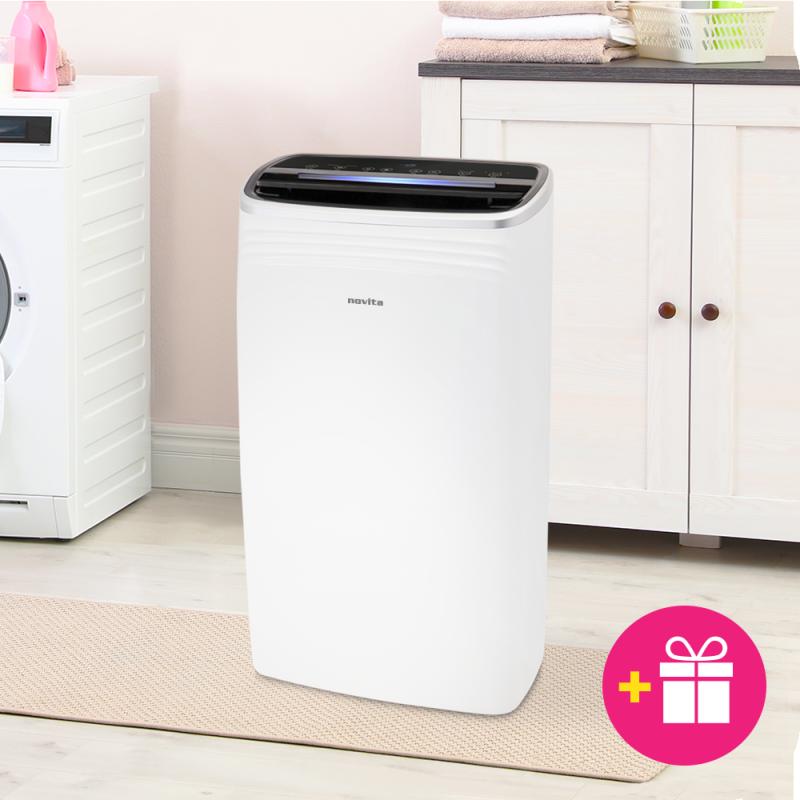 novita Dehumidifier ND328 + FOC LaundryFresh™ Enhancement Pack Singapore