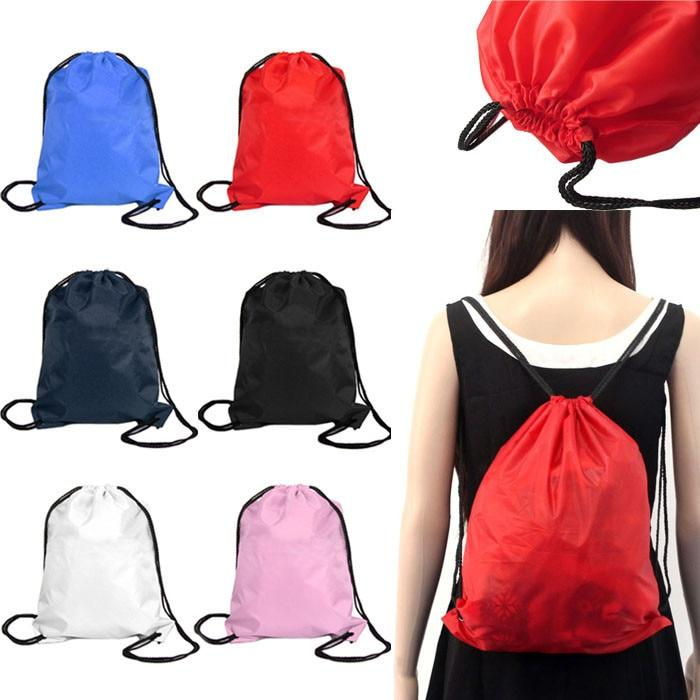 Drawstring Travel Outdoor Bags (LLS1234) Singapore Seller + 100% Authentic.