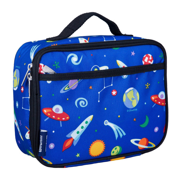 Wildkin Olive Kids Out of this World Insulated Lunch Box Bag
