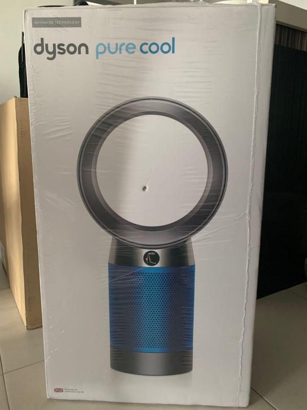 Dyson DP04 Pure Cool DP04 Iron Blue Desk Purifier Fan (DP04) Singapore