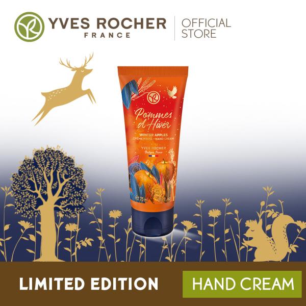 Buy Yves Rocher Winter Apples Hand Cream 75ml Singapore