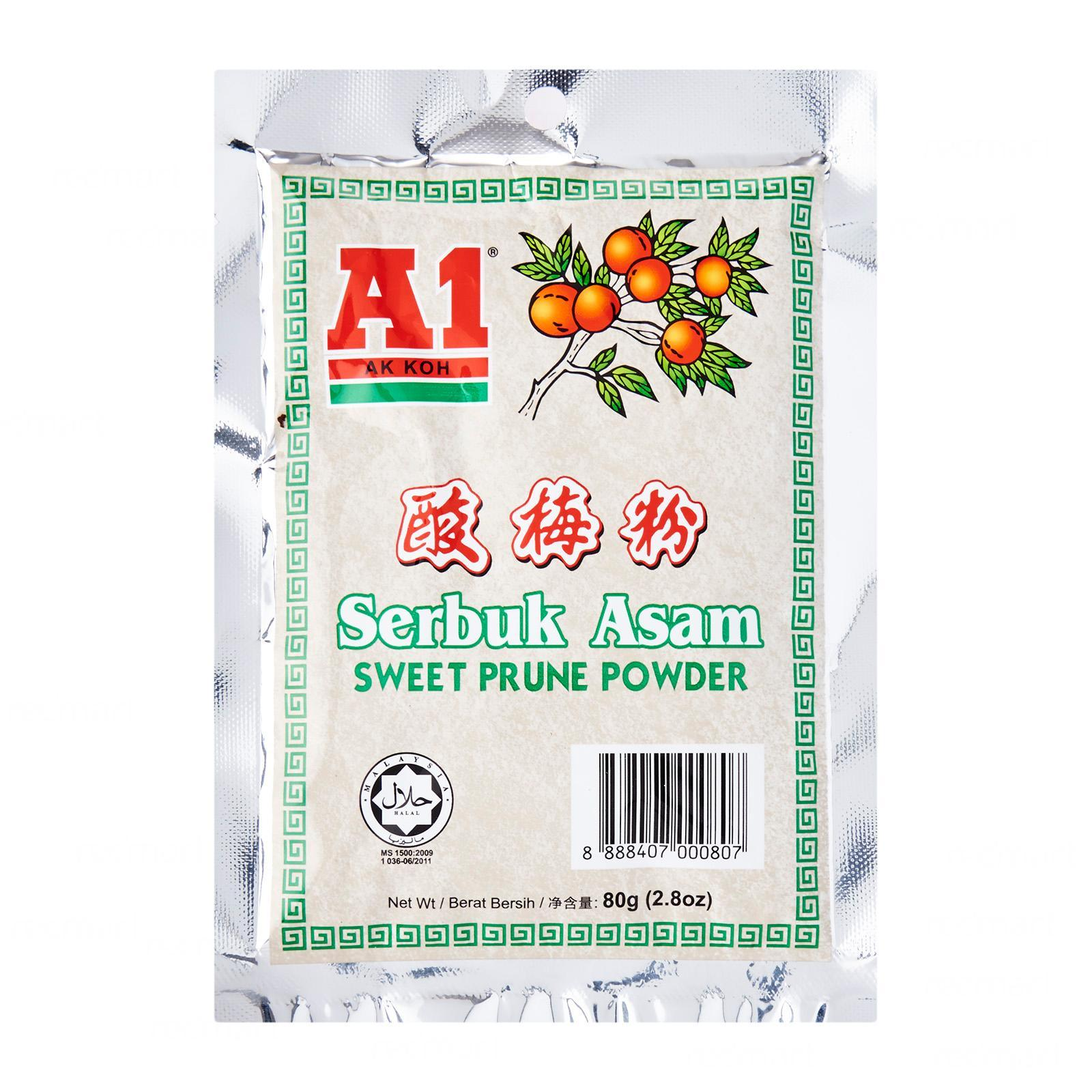 A1 Sweet Prune Powder - By FOOD SERVICE