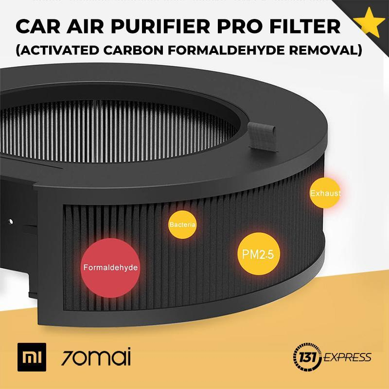 Xiaomi 70Mai Car Air Purifier Pro Singapore