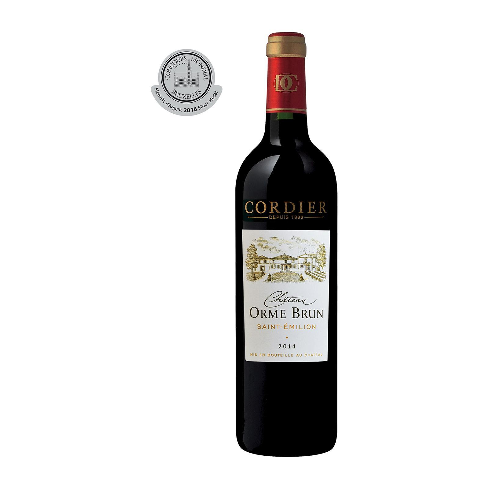 Chateau Orme Brune Saint-Emilion - By Wines4you