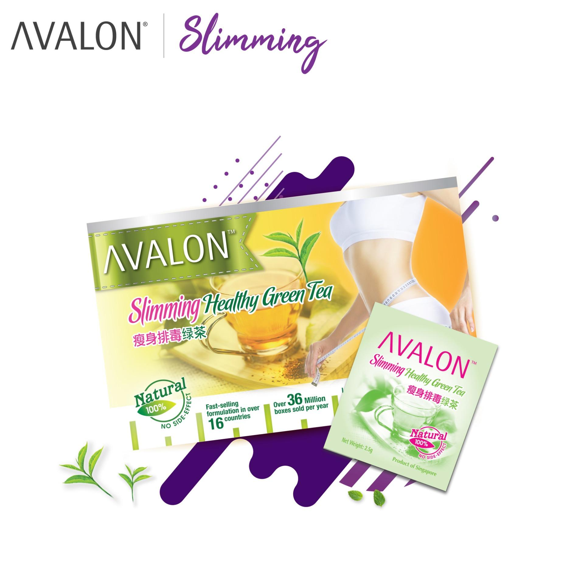 Avalon Slimming Healthy Green Tea By Avalon Official E-Store.