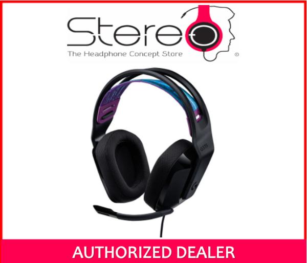 Logitech G335 - Wired Gaming Headphone Singapore