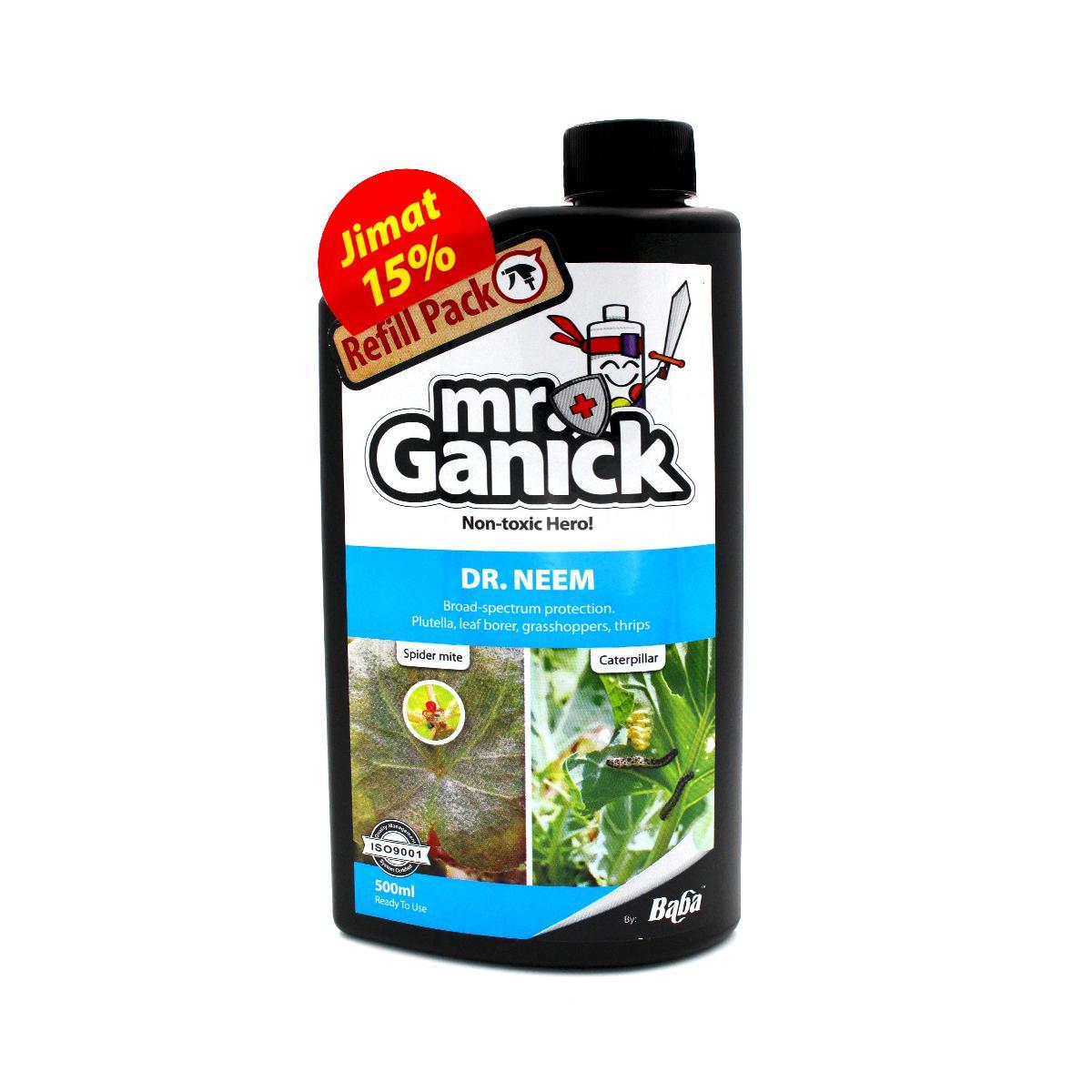 Baba Mr Ganick Dr Neem Refill Pack (500ML)