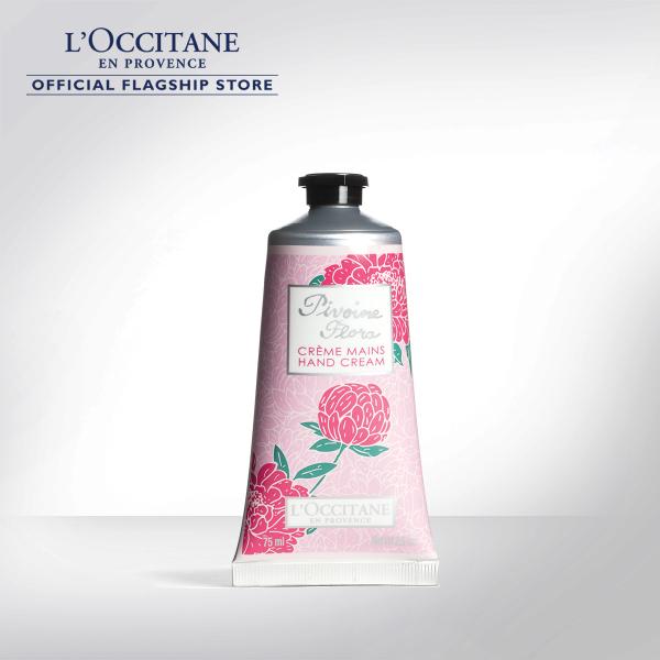 Buy LOCCITANE Pivoine Flora Hand Cream 75ml Singapore