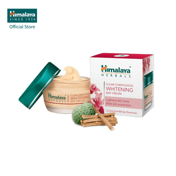 Buy HIMALAYA CLEAR COMPLEXION WHITENING DAY CREAM 50ML Singapore
