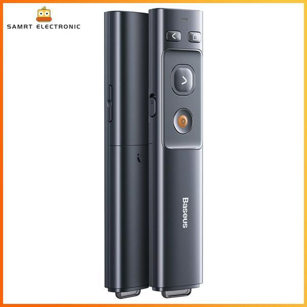 [Free Shipping] Baseus Orange Dot RF 2.4GHz 328ft Range Wireless Presentation Presenter [Suggest Buy Above 2pcs]