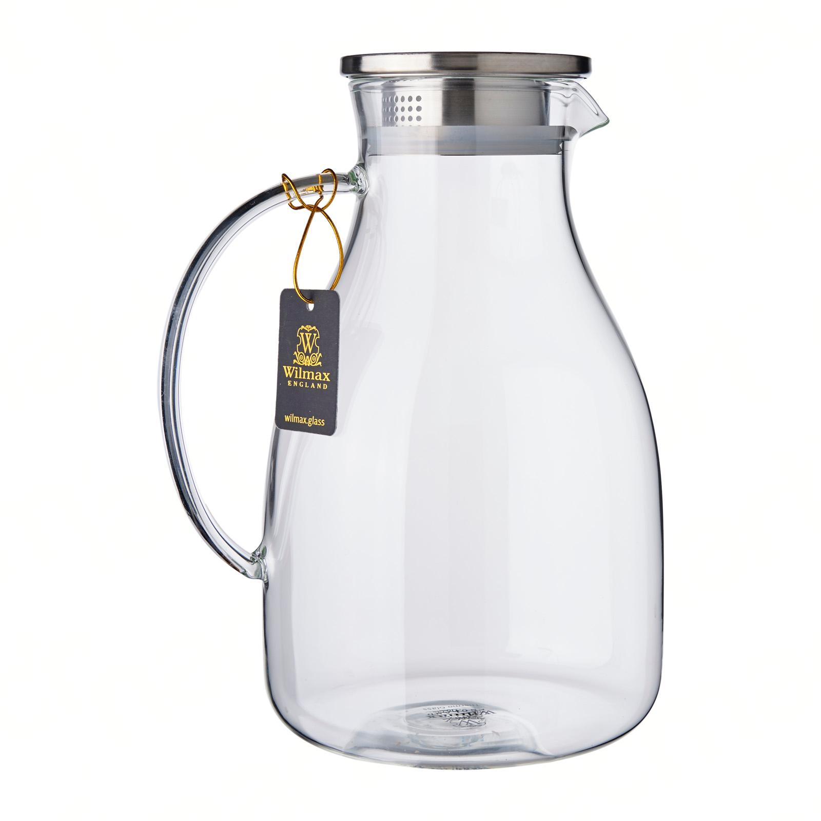 Wilmax England Thermo Glass Jug 2500 ML