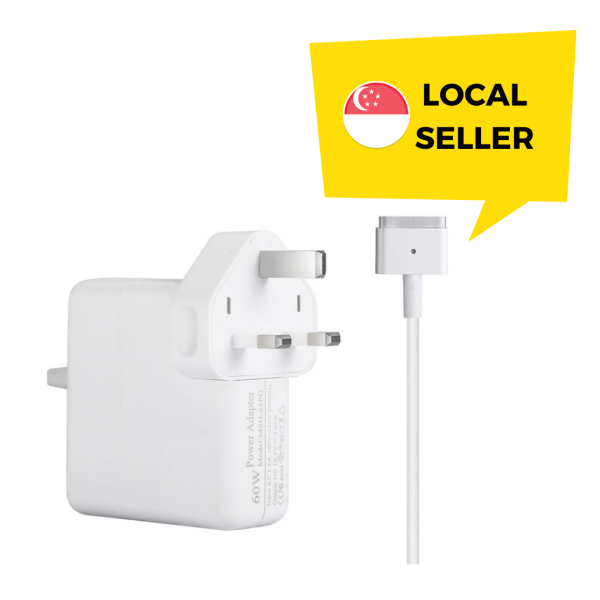 [T - 45W,60W,85W] Replacement Macbook Air/ Pro Charger MagSafe 2