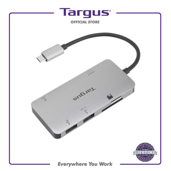 Targus USB-C 4K HDMI Video Adapter and Card Reader (ACA953)