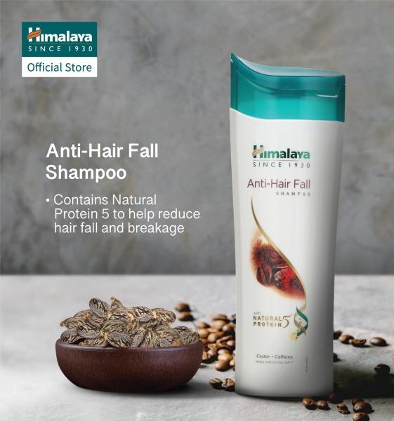 Buy (Bundle of 2) 400ml Himalaya Anti Hair Fall Shampoo Singapore