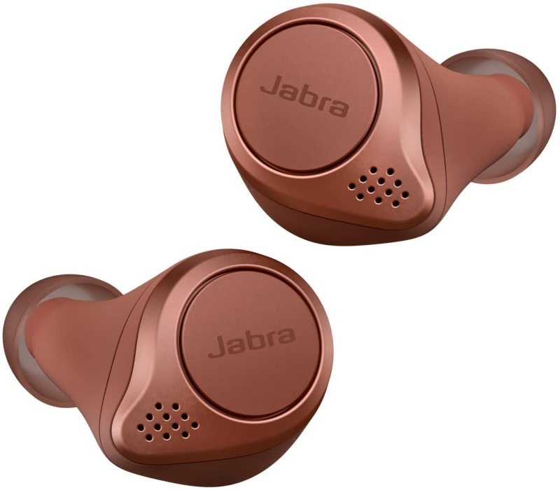 {Local Ready Stock With Free Protective Case} Jabra Elite Active 75t Earbuds – Alexa Built-in, True Wireless Earbuds with Charging Case Singapore