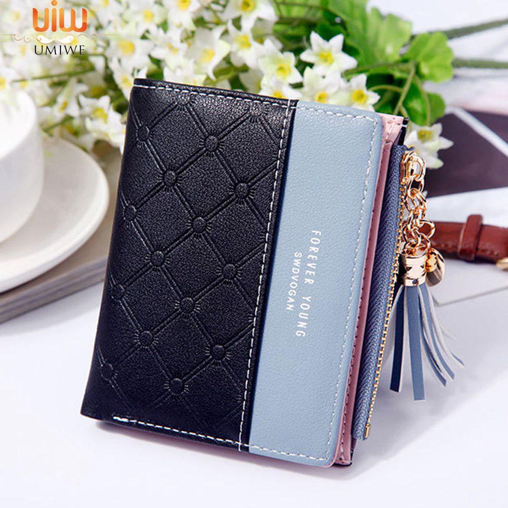 Umiwe Wallet,fashion Lady Cute Short Wallet Holding Wallet Wallet Zipper Bag By Umiwe.
