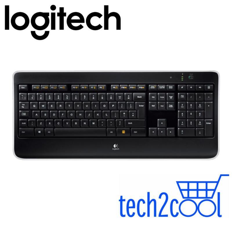 Logitech K800 Wireless Illuminated Keyboard Singapore