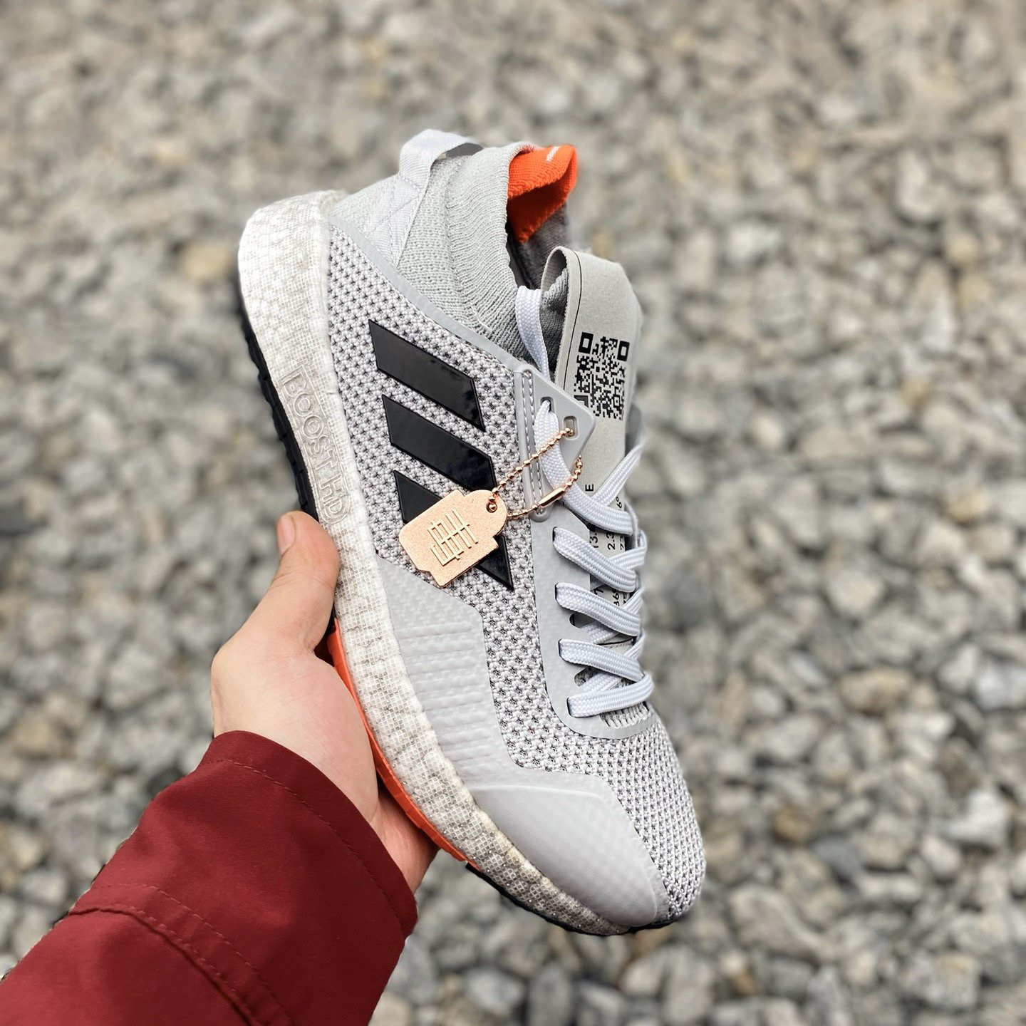 Adidas Pure Boost Mens Running Shoes Womens Running Shoes Lovers Running Shoes Casual Running Shoes.