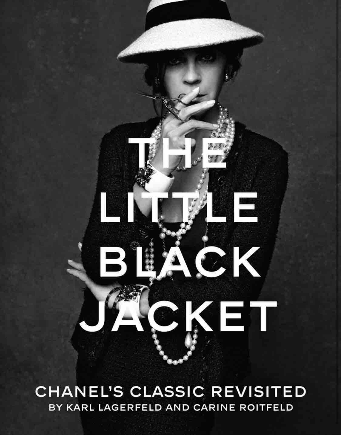 Chanel The Little Black Jacket Fashion Book
