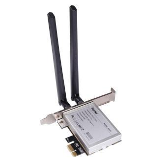 การส่งเสริม Dual Band 867Mbps Wireless Wifi Network Card For Intel