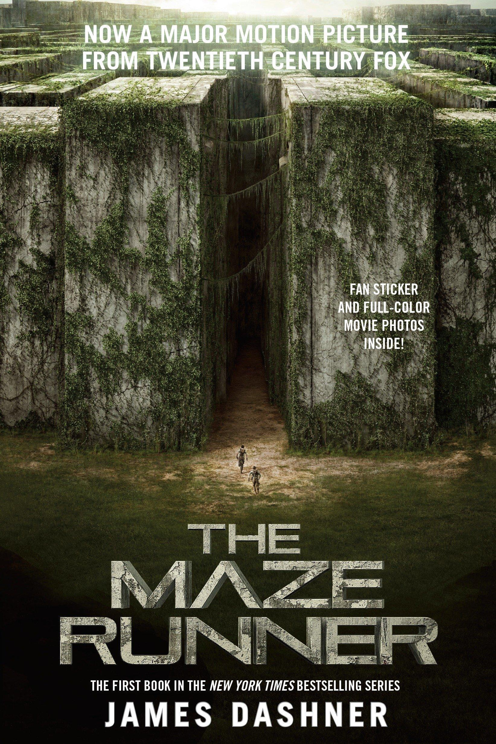 The Maze Runner (Movie Tie-In Edition)