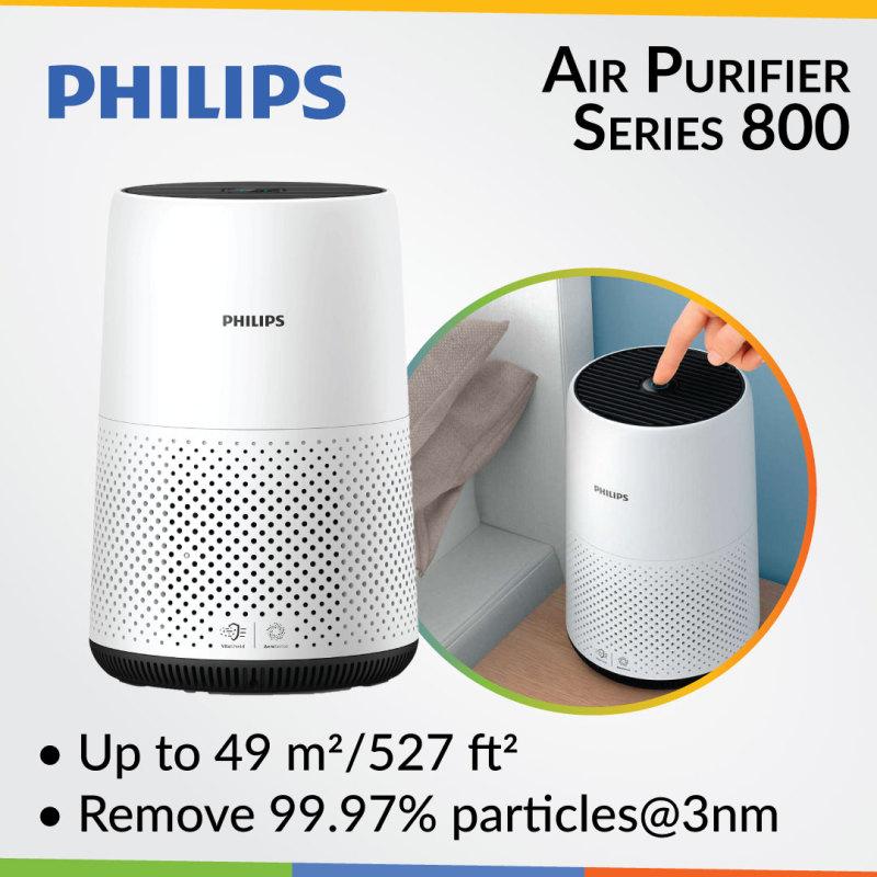 Philips Air Purifier Series 800 AC0820 Singapore