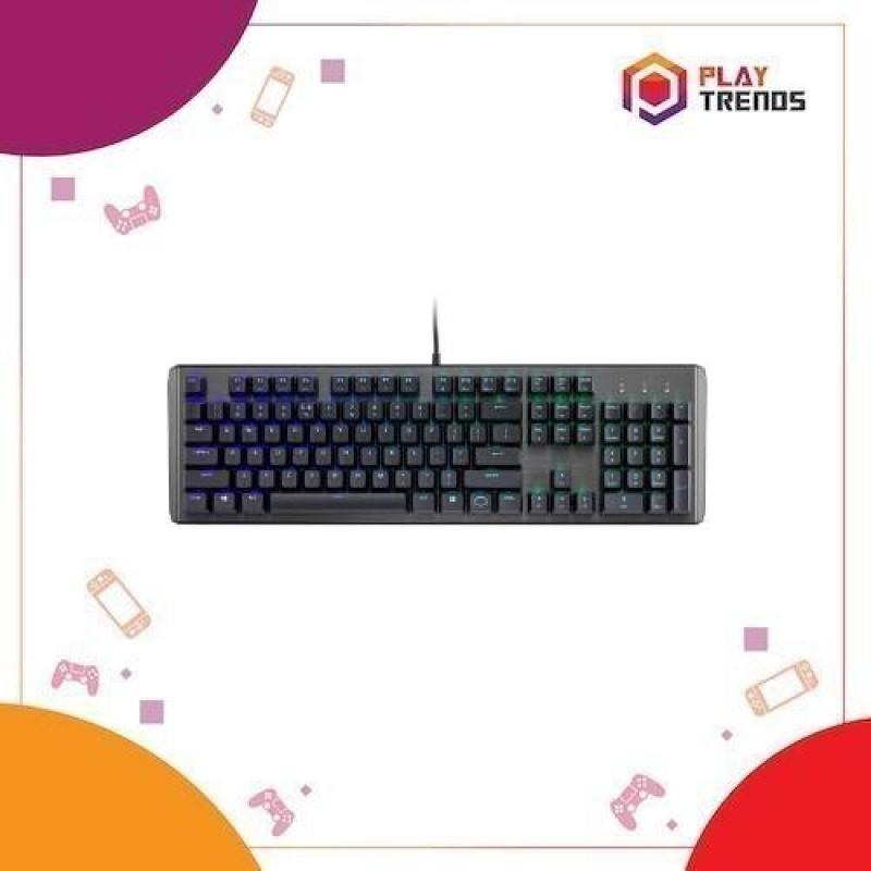 Cooler Master CK550 Mechanical Keyboard With RGB Gateron Blue Singapore