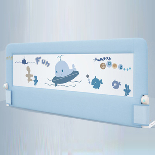 Baby bed guardrail Bedside rails